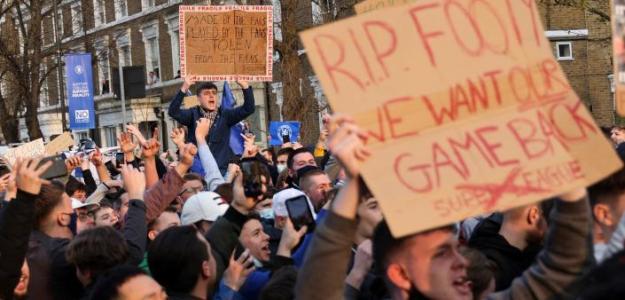 El fútbol siempre será de la gente - Foto: AFP