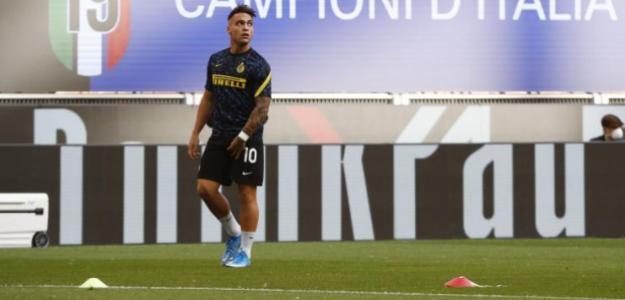 El Inter de Milán fija el precio de venta de Lautaro Martínez