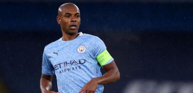 El Manchester City cambia de planes con Fernandinho