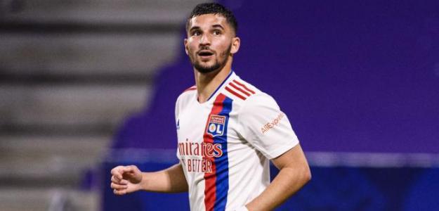El nuevo rival del Arsenal por el fichaje de Houssem Aouar