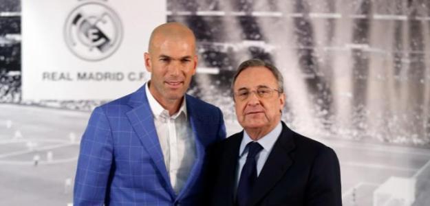 El Real Madrid todavía necesita tres fichajes / Real Madrid.