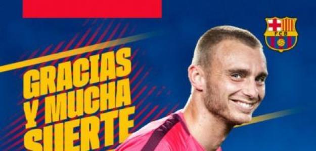 El Valencia CF ficha a Jasper Cillessen por 35 millones / FC Barcelona.