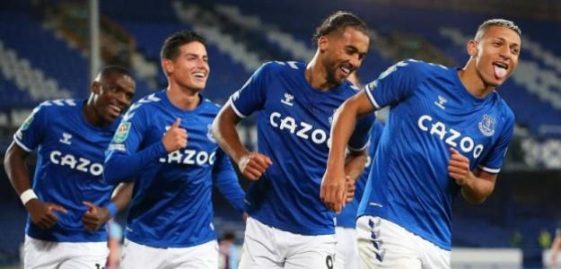 El XI que armará el Everton para clasificar a la próxima Champions