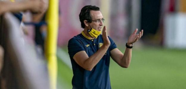 Villarreal: Emery pide el fichaje de un ex delantero del Valencia CF