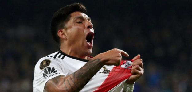 Enzo Pérez medita su futuro en River Plate / Elintra.com