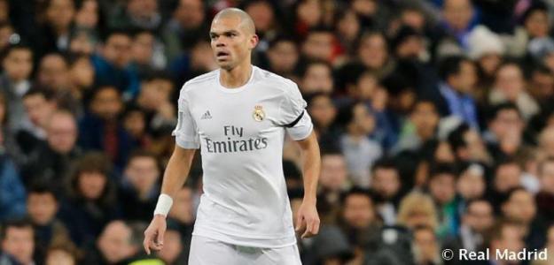 Pepe / Real Madrid.
