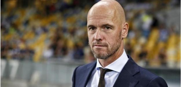 Erik Ten Hag, entrenador del Ajax. Foto: Youtube.com