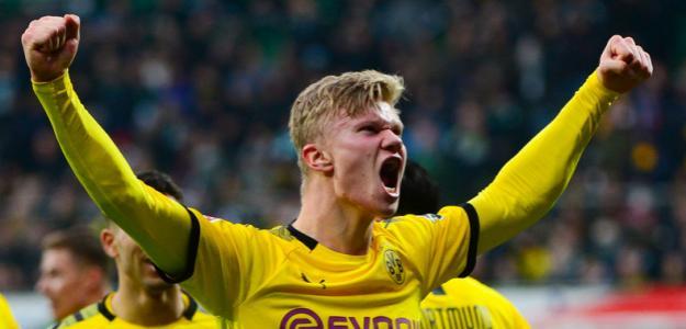 Haaland, nuevo 'Golden Boy' 2020. Foto: przegladsportowy.pl