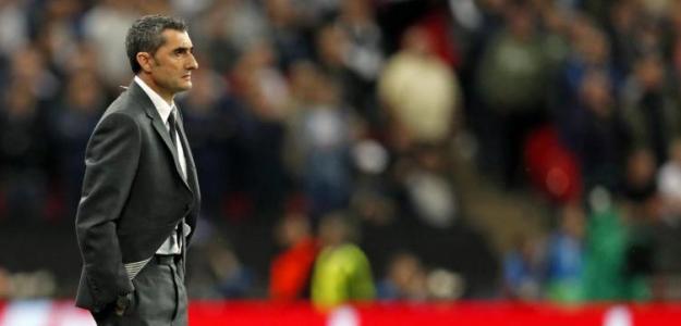 El riesgo de Ernesto Valverde con Piqué y Lenglet