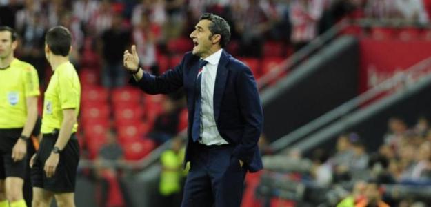 Ernesto Valverde, entrenador del Barça. Foto: Laliga.es
