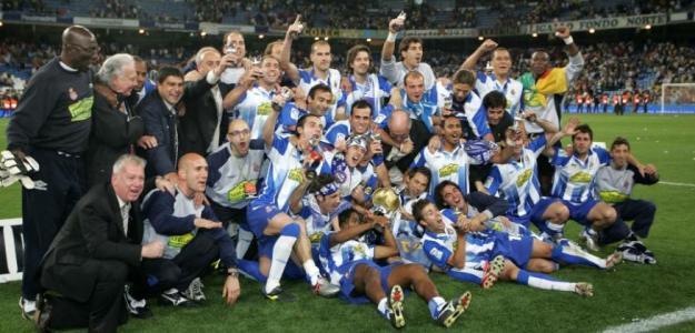 El día en que el Espanyol levantó su último título hasta la fecha