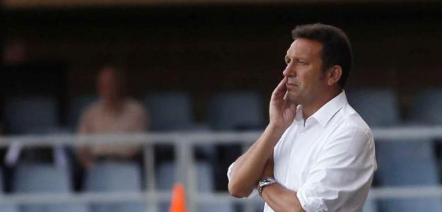 Eusebio Sacristán, entrenador del Girona FC / LaLiga