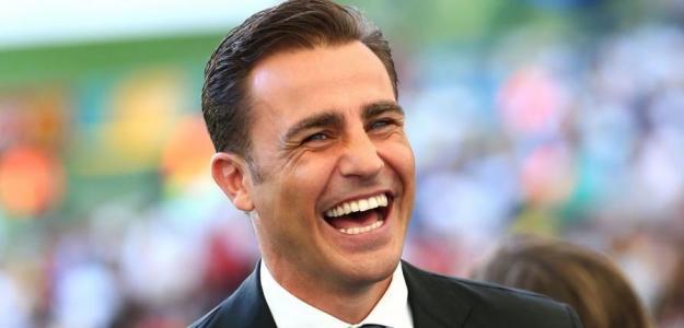Fabio Cannavaro, entrenador del Guangzhou Evergrande. Foto: Foxsports.com