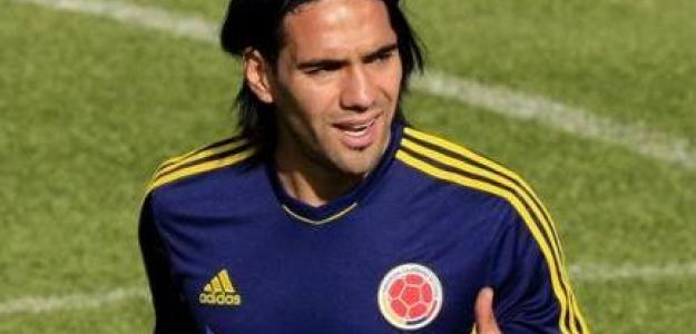 Radamel Falcao /lainformacion.com/getty images