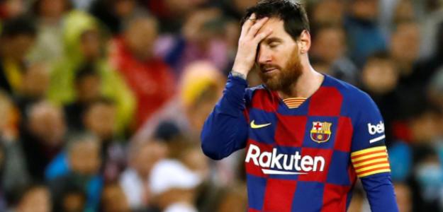 """Ojalá lo que ha perdido el FC Barcelona fuese sólo un título """"Foto: Sport"""""""