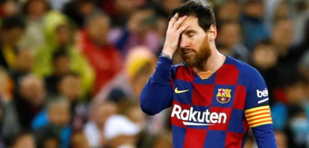 """¡OJO! Se truncan las negociaciones entre Leo Messi y el FC Barcelona """"Foto: Mundo Deportivo"""""""