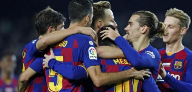 """El FC Barcelona cierra su primer fichaje para el verano de 2021 """"Foto: Mundo Deportivo"""""""