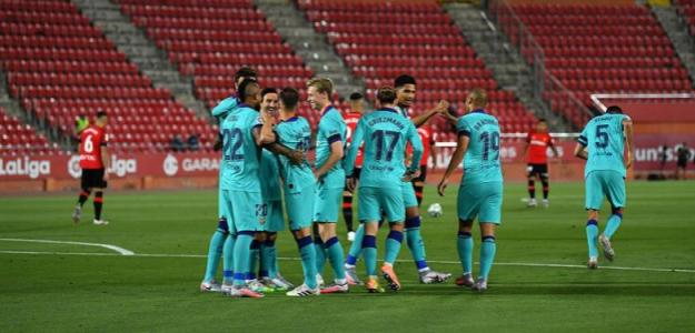 Las variantes con pelota del FC Barcelona | FOTO: FC BARCELONA
