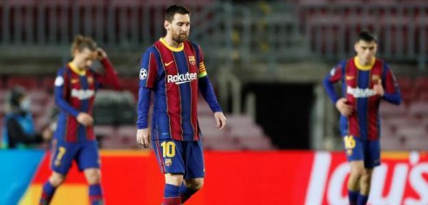 Los errores del FC Barcelona en los goles del PSG