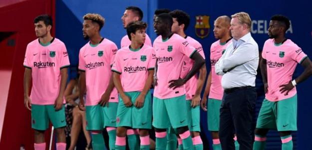 Foto Análisis | Los primeros rasgos tácticos del Barça de Koeman