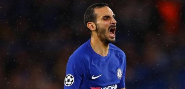 Davide Zappacosta celebra un gol con el Chelsea / Youtube.