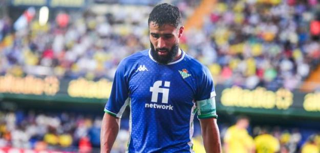 El Betis fija el precio de salida de Nabil Fekir. Foto: AS