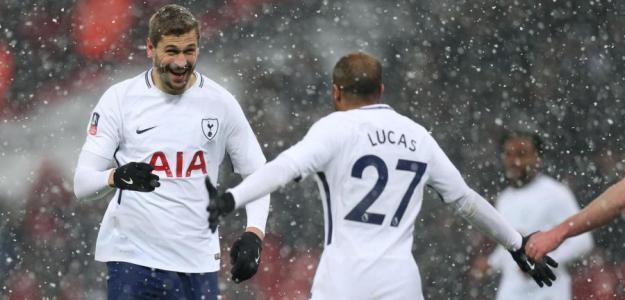 Fernando Llorente encuentra nuevo destino / Tottenhamhotspurs.com