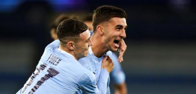 Ferran Torres se gana a Guardiola y al Manchester City / Unanimodeportes.com