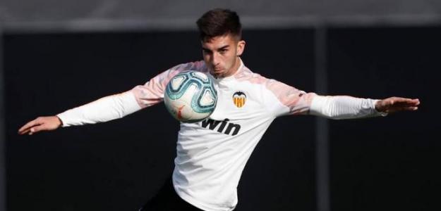 ¿Quién podría sustituir a Ferran en el Valencia si acaba yéndose? / Cope.es