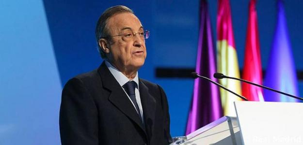 Florentino Pèrez / goal