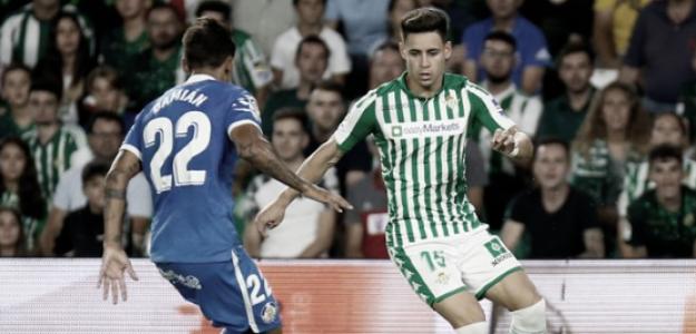 """El fichaje más rentable del Real Betis """"Foto: Vavel"""""""