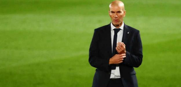 El 'fichaje' inventado de Zinedine Zidane. Foto: El Español
