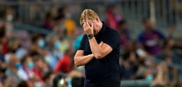 Fichajes Barcelona: Koeman se la va a jugar en los próximos partidos / Okdiario.com