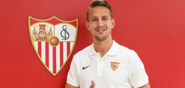 Fichajes Sevilla: Tres sustitutos para Luuk de Jong / Sevillafc