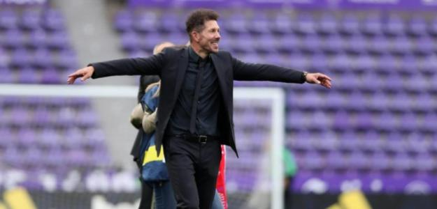 Fichajes Atlético: El delantero que ha pedido Simeone para ganar la próxima Champions