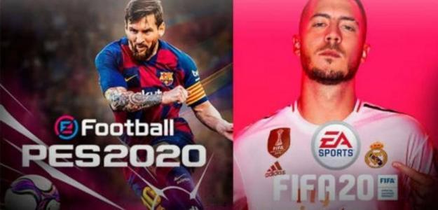 FIFA 20 vs PES 20, ¿cuál es mejor?