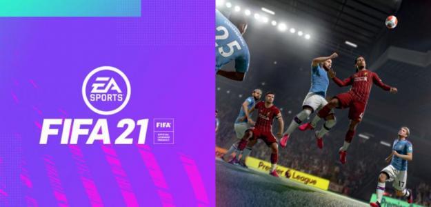 FIFA 21. Imagen: EA Sports