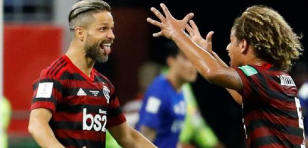 """La casta del Flamengo """"Foto: AS"""""""