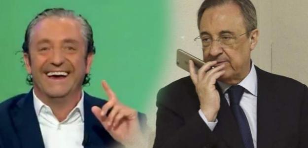 Gran parte de la prensa se vende a Florentino Pérez