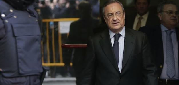 Florentino Pérez (EFE)