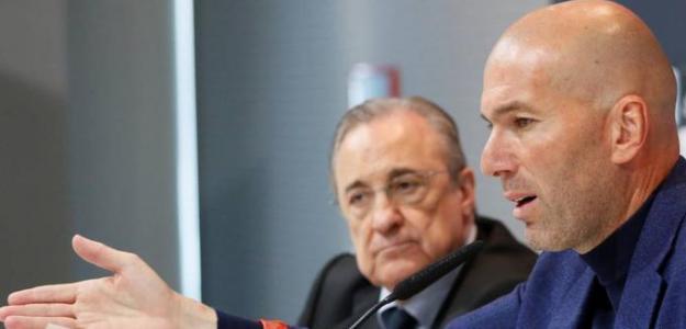 Zidane se conforma con la plantilla que tiene