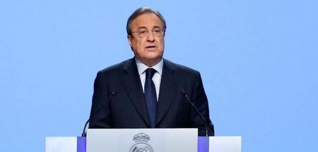 Florentino Pérez. Foto: RealMadrid.com