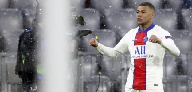 Florentino Pérez ha dado por hecho el fichaje de Kylian Mbappé