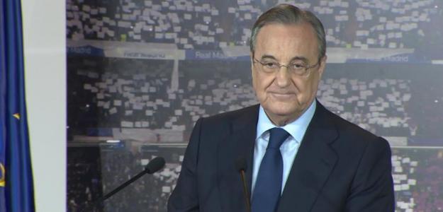 Florentino Pérez. Foto: Youtube.com