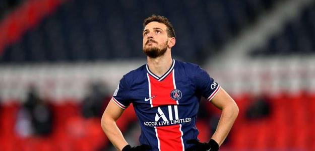 Florenzi podría quedarse en la Roma / PSG.fr