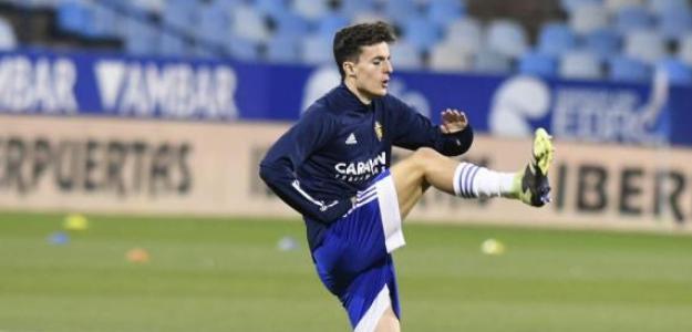 La Juventus sigue los pasos un joven español: Alejandro Francés