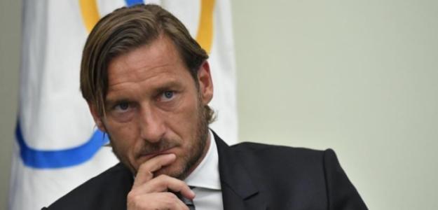 Francesco Totti decide abandonar la Roma / Twitter