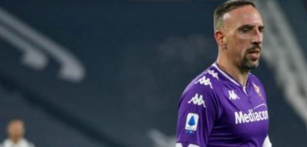 """BOMBAZO: El Real Betis sondea la situación de Franck Ribéry """"Foto: Fichajes"""""""