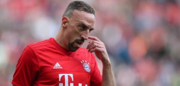 Un gigante de Inglaterra pone el ojo en Franck Ribery. FOTO: BAYERN MÚNICH