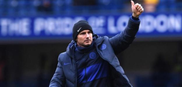 Frank Lampard a un paso de regresar a la Premier League